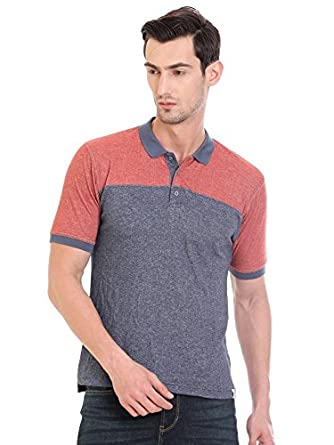 Vudu Men's Grey Colour T-Shirt-9: Amazon in: Clothing & Accessories