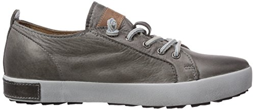 Full JL21 Rise Blackstone Charcoal Leather Women's Low Grain Sneaker nH6nq4Axw
