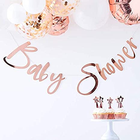 Ginger Ray Baby Shower Baby Shower Ideas Frame Peg and String Event Guest Book Twinkle Twinkle 15.75 Squared