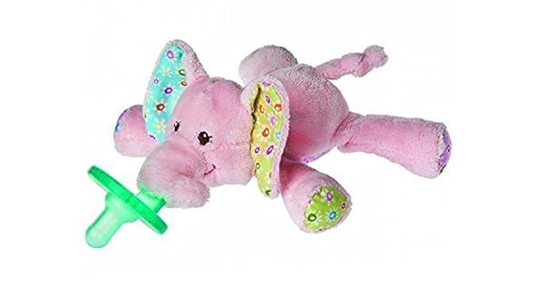 Amazon.com: Mary Meyer Wubbanub Chupete Infantil Ella ...