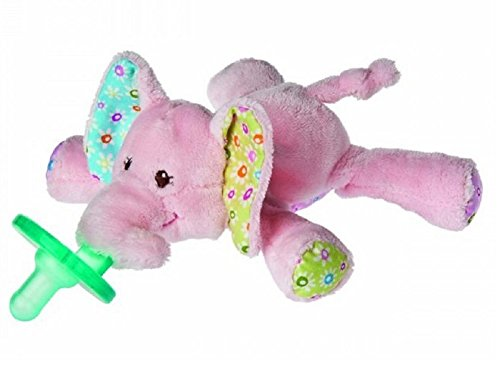 Mary Meyer Wubbanub Infant Pacifier Ella Elephant