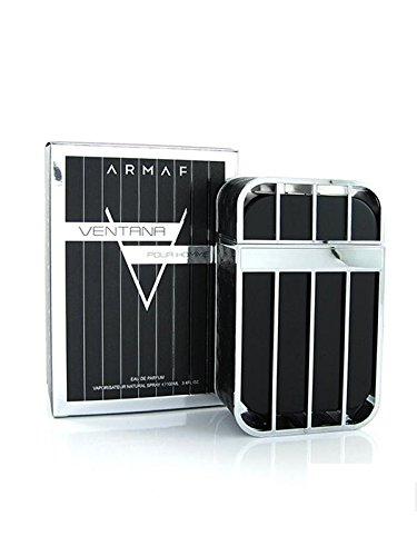 Armaf Ventana Pour Homme 3.4 Eau De Parfum Spray For Men New Free Vials