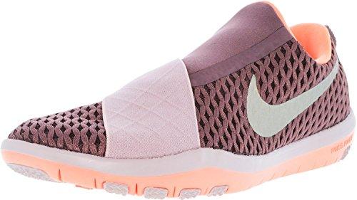 Nike Free Connect Womens Cross Training Athletic Running Shoe Purple Shade / Metallic Silver 2dbNzwG