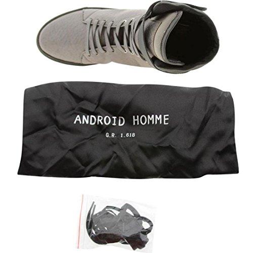 Android Homme Framdrivning Hög Två Grafit