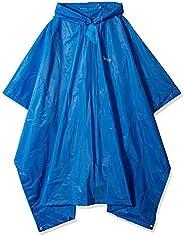 Coleman - Poncho impermeable para adultos, talla única, color azul