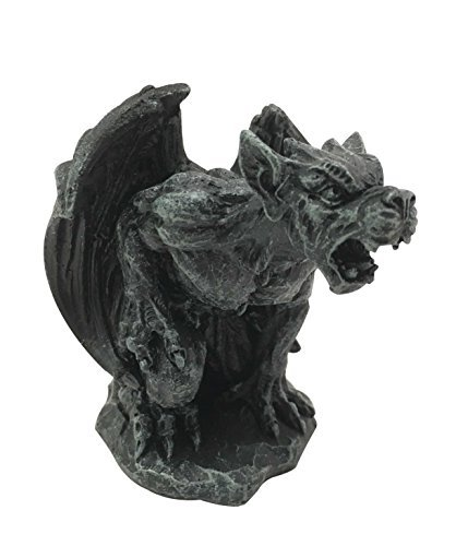 - Small Stoic Winged Gargoyle Decorative Figurine 3.25