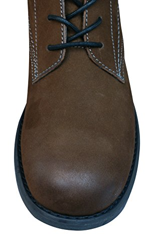 Voyage Leather Womens Boots Brown II Star Harkness G TqBAz5wW