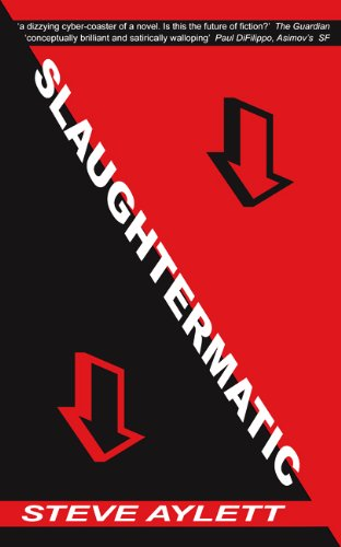 book cover of Slaughtermatic