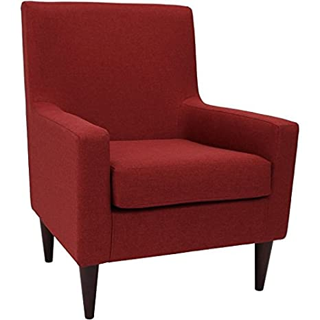 Amazon.com: Carismático Club sillón en oscuro acabado en ...