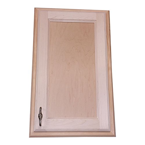 (Wood Cabinets Direct Richfield Recessed in the Wall Cabinet, 24 X 14 3.5