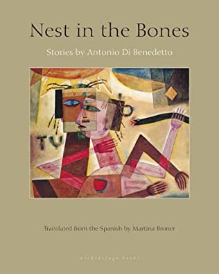 book cover of Nest in the Bones