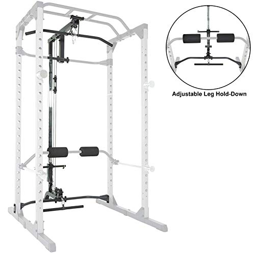 Fitness Reality 710 Olympic LAT Pull Down and Low Row Cable Attachment
