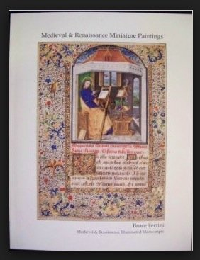 Medieval & Renaissance miniature paintings