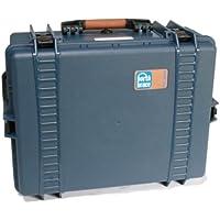 Portabrace PB-2650F Wheeled Superlite Vault Hard Case with Foam (Blue)