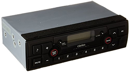 Clarion RG9451 Compact, Dustproof, Weatherproof and Vibration Resistant 12/24V Audio Unit Clarion Car Stereo