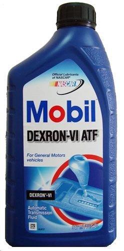 Mobil 103529 Dexron-VI Automatic Transmission Fluid - 1