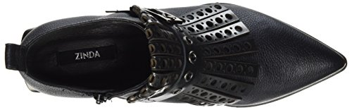 Zinda Ladies 3115 Boots Black (negro)