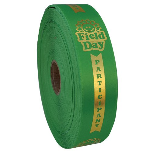 Premium Ribbon Rolls - Field Day Participant