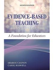 Evidence-Based Teaching in Nursing: A Foundation for Educators: A Foundation for Educators