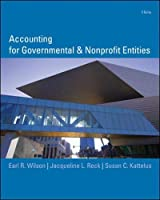 Accounting for Governmental and Nonprofit Entities, 15th Edition Front Cover