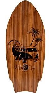 Sandfish Board Chocka Skimboard from DB Skim and Skate
