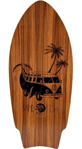 Sandfish Board Chocka Skimboard