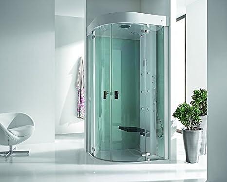 Vasca Da Bagno Quadrata 100x100 : Piatto doccia in acrilico bianco quadrato cm altezza cm