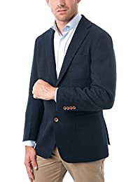 "<span class=""a-offscreen"">[Sponsored]</span>Men's Two Buttons Wool Blend Slim&Classic Fit Casual Sports Coat Blazer Jacket"