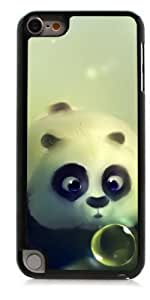 HeartCase Hard Case for Apple itouch 5g 5th Generation ( Panda Cut Pattern )
