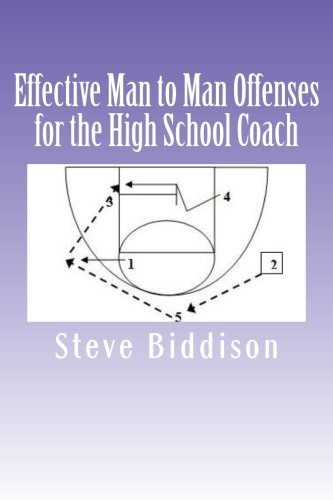 Effective Man to Man Offenses for the High School Coach (Winning Ways Basketball)