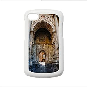ancient buildings in Europe Hard Back Dual-protective Case Cover for Black Berry Q10 (13)