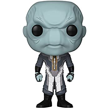 Funko Pop Marvel: Avengers Infinity War-Ebony Maw Collectible Figure, Multicolor