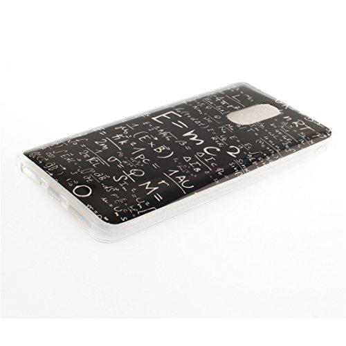 Bord Hozor TPU Scratch Motif Cas Résistant Couverture Antichoc Arrière Cas De Téléphone Xiaomi Redmi En Protection Transparent Souple Slim De Pro equation Fit Silicone Peint rqYrBF