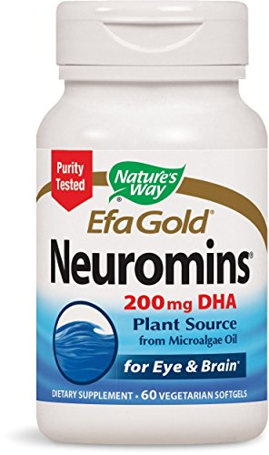 Natures Way Neuromins 200mg Softgels