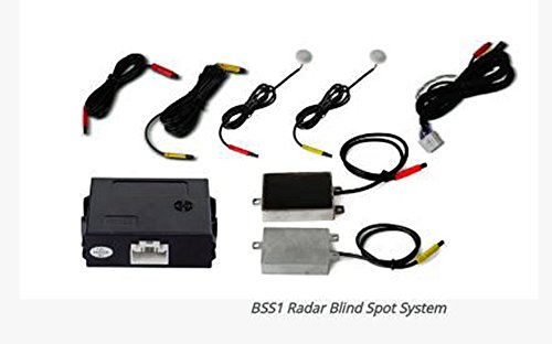 Rydeen BSS1 Blind Spot System with 2 Radar Pucks LED & Buzzer Review