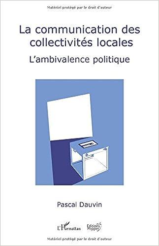 La communication des collectivités locales epub pdf