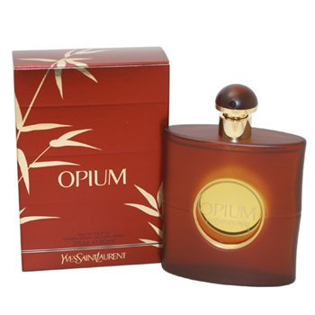 Opium Eau De Toilette Spray (New Packaging) 90ml/3oz