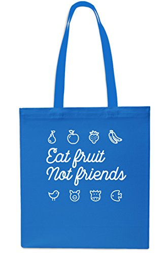 Fruit 10 Shopping litrest x38cm Not Friends Eat 42cm Black Sapphire Gym Tote Small Beach Bag RBqgnd