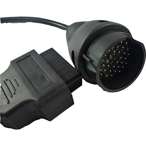 38 Broches vers connecteur pour adaptateur oBD1 oBD2 iveco