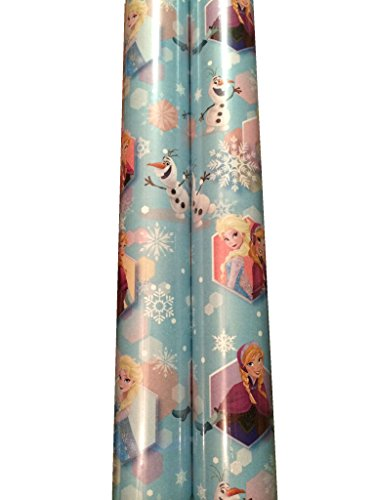 (Disney Frozen ~ Winter Fun~ Christmas Gift Wrap)