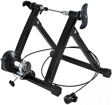 自転車トレーナー折り畳み式の室内自転車トレーナー自転車トレーナーはマウンテンバイク用自転車フィットネスラックスタンド