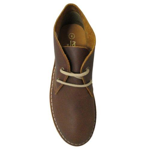 boots Desert femme vieilli Roamer cuir marron en a75dqawxf