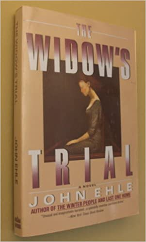 The Widow's Trial by John Ehle (image courtesy Amazon)