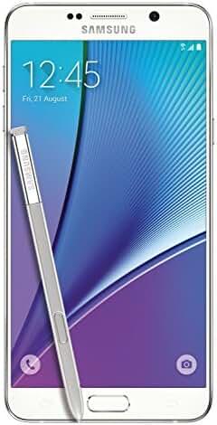 Samsung Galaxy Note 5, White 32GB (Sprint)