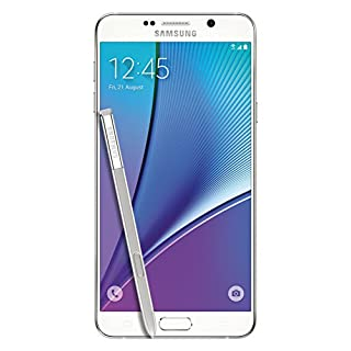 Samsung Galaxy Note 5, White  32GB (Verizon Wireless)