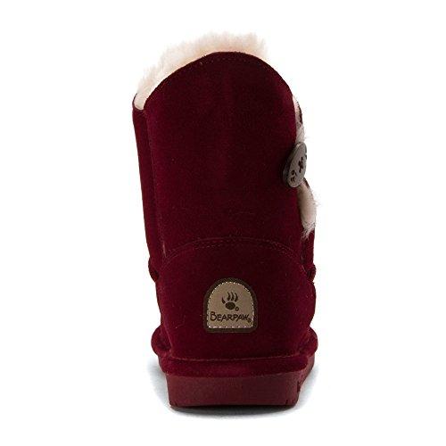 Bearpaw Womens Rosie 7 Boot Bordeaux yF41HgZ4a