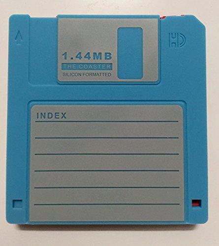 41sseEHTV L - Retro Floppy Disk Coasters