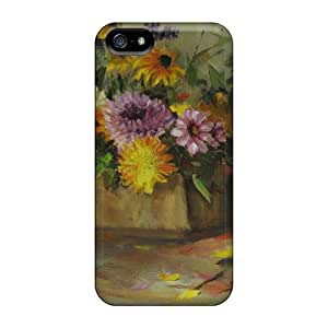 Premium Basket Bouquet Covers Skin For Iphone 5/5s