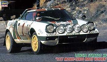 Hasegawa 625032 Lancia Stratos Hf 1977 Monte Carlo Rally Winner