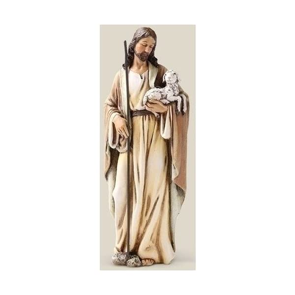 Good-Shepherd-Lamb-Holy-Statue-Jesus-Christ-Protection-6-Inch-Statue-Religious-Gift